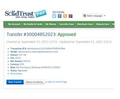 My 19th withdrawal proof from the money I earned at ACX AdClickXpress is the top choice for passive income seekers. Making my daily earnings is fun, and makes it a very profitable! I am getting paid daily at ACX and here is proof of my latest withdrawal. This is not a scam and I love making money online with Ad Click Xpress..