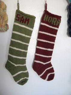 whip it! stockings by lemonhalf free knitting pattern