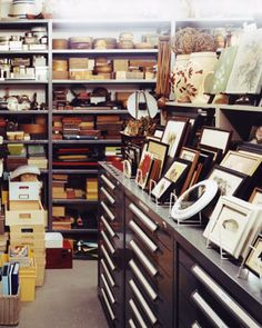 MARTHA STEWART LIVING'S PROP HOUSE [JUST A FRACTION OF THE INVENTORY...]