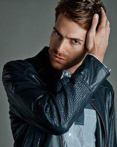 Alfeo 'Alfie' Graziano Jr. (muse: model, Gabriel Lefelman)
