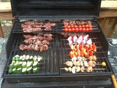 GAPS No-Pan Dinner On The Grill