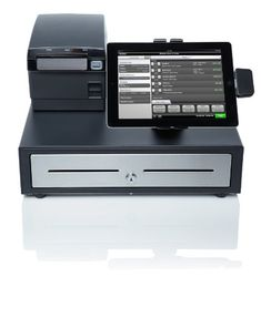 Best selling of NCR Silver POS Cash Register System for iPad or iPhone - mobile point of sale
