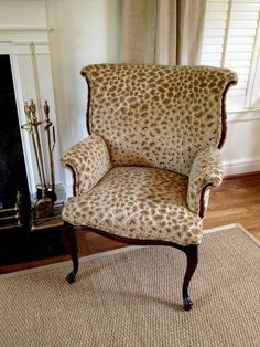Leopard Print Chirt Office Chair Cover Print Colors and Chairs