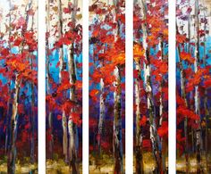 Cool painting - Kimberly Kiel  i like her style of painting