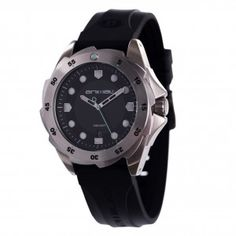 Animal Marine Z42 Watch - Black / Silver