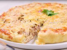 Tuna tart: discover the recipes of Current Cuisine pies pies recipes dekorieren rezepte Tuna Recipes, Easy Smoothie Recipes, Cream Recipes, Appetizer Recipes, Vegan Recipes, Snack Recipes, Healthy Smoothie, Pizza Recipes, Pizza Girl