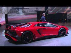 Emerging Magazine News: Lamborghini presents the new Aventador LP 750-4 Superveloce at Auto Shanghai 2015