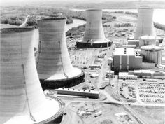 Three Mile Island Nuclear Generating Station is a nuclear power plant located on Three Mile Island, which is south of Harrisburg, Pennsylvania.  The plant is best known for having been the site of the worst civilian nuclear accident in United States history