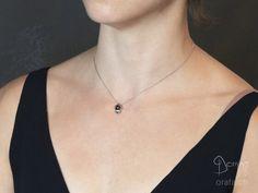 Black diamonds necklace Black Diamond Necklace, Black Diamonds, Lord, Pendants, Necklaces, Handmade, Jewelry, Hand Made, Jewlery