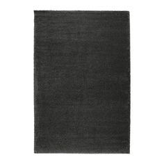 """ÅDUM Rug, high pile IKEA The dense, thick pile dampens sound and provides a soft… 6'7"""" x 9'10""""  $149"""