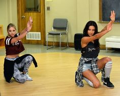 Don't forget to tune in tonight to see Hanna and Emily rock it on the dance floor! | Pretty Little Liars