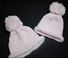 Adult and child matching hats by SharonsHomeSewn on Etsy