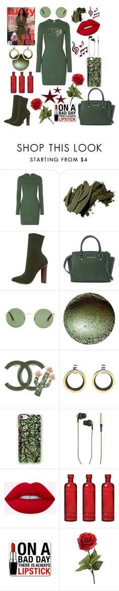 """""""A Beautiful You💋"""" by mandimwpink ❤ liked on Polyvore featuring 3.1 Phillip Lim, Bobbi Brown Cosmetics, Steve Madden, MICHAEL Michael Kors, Yves Saint Laurent, Chanel, Marni, Casetify, Kreafunk and Cultural Intrigue"""