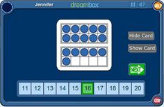 Numbers-to-20-on-the-TenFrame FREE