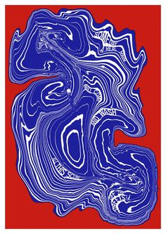 """sos"" by atelier tout va bien / switzerland, 2012 / silkscreen, 650 x 920 mm, duotone, 100 copies"