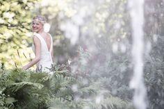Brautkleid Wakanda Baumwollspitze, Wedding dress, bridal style
