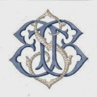If you're anything like me, you may have a small obsession with monograms. monogram design by Monogram Inc. Monogram Design, Monogram Styles, Monogram Fonts, Monogram Letters, Free Monogram, Embroidery Monogram, Embroidery Designs, Embroidery Fonts, Monogram Towels