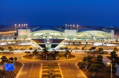 Amazing Cyprus: New Larnaca Airport, Cyprus