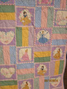 Rebeka hercegnős ágytakaró 2014