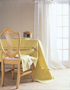 Anichini Table Linens . Grazuole . Luxury Table Linen