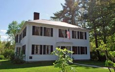 Ralph Waldo Emerson's house is a private museum still owned by the Emerson family.