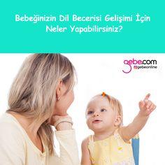 Bebeğinizin Dil Becerisi Gelişimi İçin Neler Yapabilirsiniz? #gebecom #gebeonline #hamile #gebe #dilbecerisi  ▶️goo.gl/fFBcMu