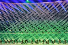 2016 Olympic Games Opening Ceremony Photos — Stunning Photos From Rio Opening Ceremony