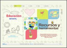 Portal de recurso para Educación Infantil