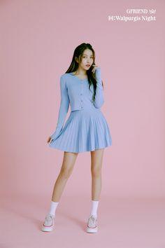 "SOURCEMUSIC on Twitter: ""#여자친구 #GFRIEND 回:Walpurgis Night Concept Photo <My Girls 1> #回_Walpurgis_Night 🎧 2020.11.09 PM 6:00 (KST)… "" Kpop Girl Groups, Korean Girl Groups, Kpop Girls, Pastel Outfit, Seoul Fashion, Pop Fashion, Extended Play, K Pop, Walpurgis Night"