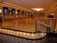 In Home Ballroom/Dance Studio Home Dance Studio, Dance Studio Design, Studio Room, Tanzstudio Design, House Design, Design Ideas, Interior Design, Ballet Room, Ballet Studio