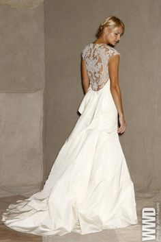 Lela Rose Bridal Spring 2013... holy rap i want this dress!!