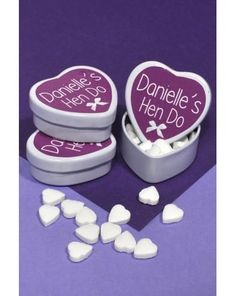 x1 Personalised Hen Party Favour Kit 3bff2157d
