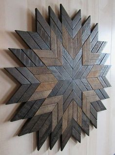 Check out this beautiful Barn Quilt, perfect addition to go along with the rest of your farmhouse decor! This wood barn quilt is made from reclaimed tobacco lath that has been stored in a Lancaster County barn. Lancaster County, Pennsylvania is known for its beautiful farmland and