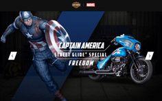 HD - Capitão América - Liberdade