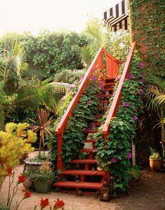 The Lombard Garden - Joseph Marek
