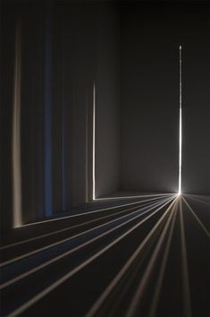 Chris Fraser light installation