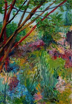 2016 Wilder Garten Painting, Blog, Lawn And Garden, Seasons Of The Year, Kunst, Switzerland, Painting Art, Paintings, Blogging