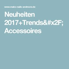 Schmuck Piercings Trend Accessoires Im Online Shop Trends 2017