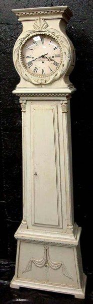 Fine Antique Swedish Clocks, Gustavian Furniture, Antique Swedish Furniture and Mora Clocks