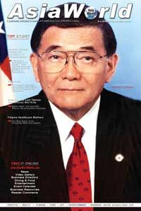 Asia World Magazine 2014 Winter Issue