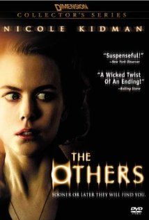 "The Others (Los otros) - 2001  ""Mrs. Mills: Sometimes the world of the living gets mixed up with the world of the dead."""