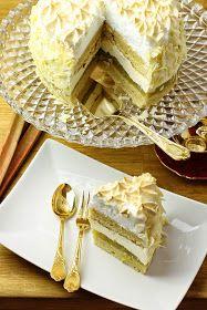 Einen wunderschönen Sonntag ihr Lieben,  heute habe ich wieder eine leckere Torte gebacken und habe hier auch gleich das Rezept für...