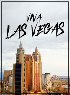 Las Vegas city guide - Et Pourquoi Pas Coline