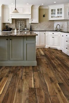 1306 best kitchen flooring ideas images in 2019 kitchens american rh pinterest com what kind of flooring is best for a basement what type of flooring is best for a kitchen