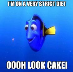Really Funny Memes: Forgetful Dory - Ruin My Week #funny #pictures #photos #pics #humor #comedy #hilarious #meme #memes