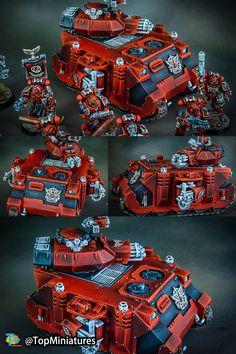Warhammer Paint, Warhammer Models, Warhammer 40000, Warhammer 40k Blood Angels, War Hammer, Warhammer 40k Miniatures, Mini Paintings, Space Marine, Model Kits