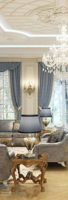 Gorgeous Living Rooms - ~ Design Luv ~ — Antonovich Designers
