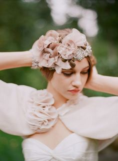 Wedding Trends 2014: Chic Spring / Summer Cover Ups | Capes, Wraps, Shawls & Capelets