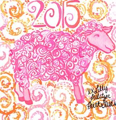 How are 'ewe' spending the #ChineseNewYear?! #lilly5x5