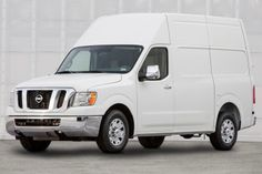 2014 Nissan NV Cargo 2500 SV Cargo Van Exterior